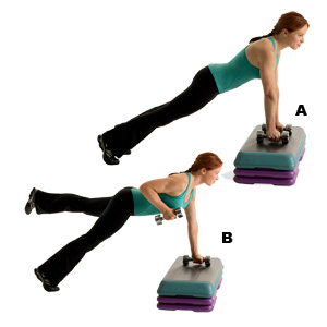 plank-row-lift