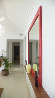 hallway to suite